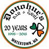 Donohue's Bar and Grill – Watertown, MA